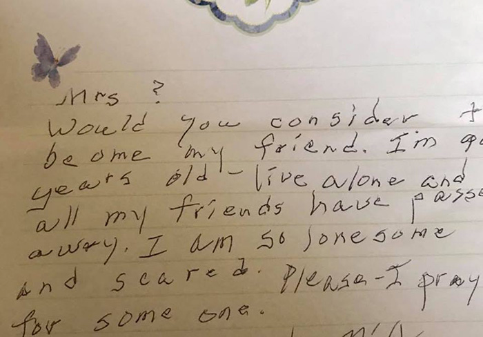 neighbor note