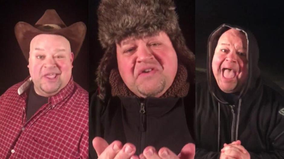 principal snow day parodies